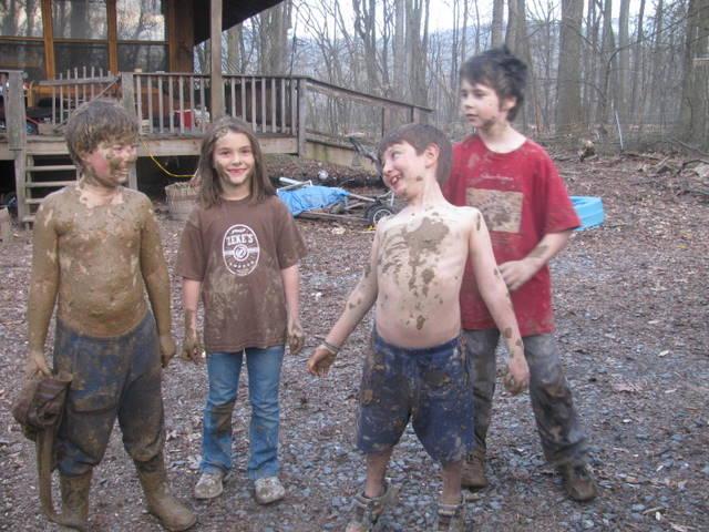 muddy kids 4