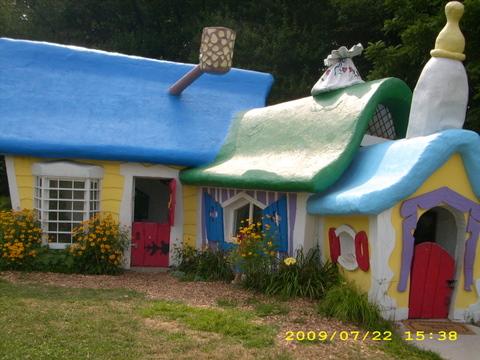 Three Bear's House