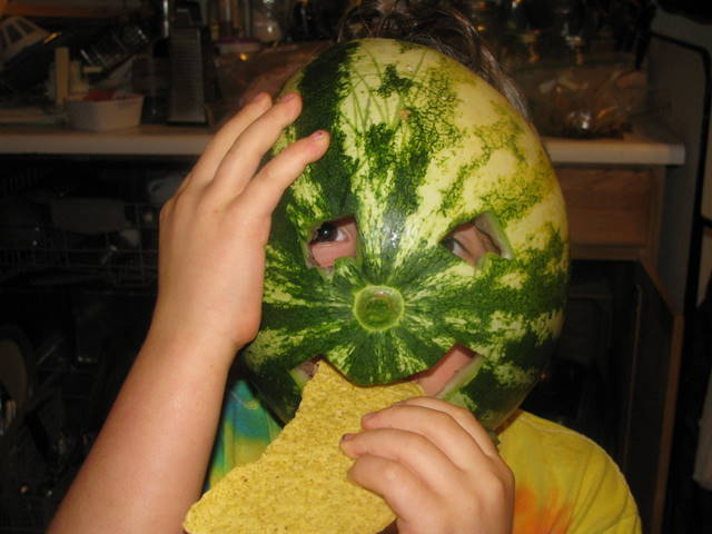 watermelon guy