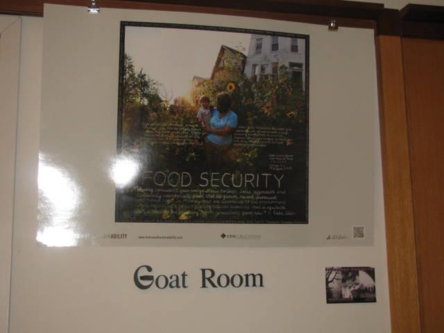 Goat Room