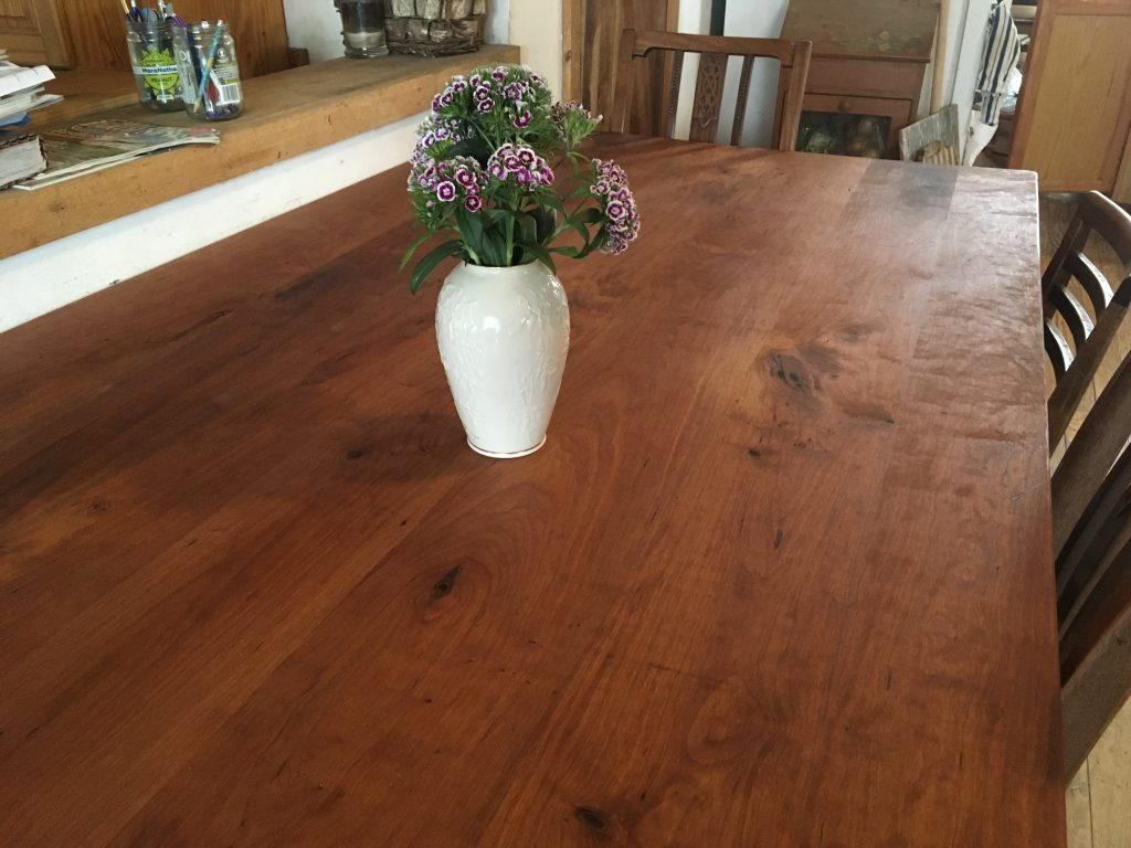 cherry table